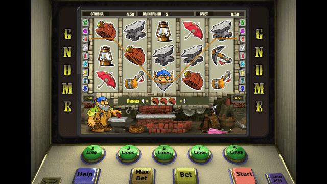 Игровой интерфейс Gnome 1
