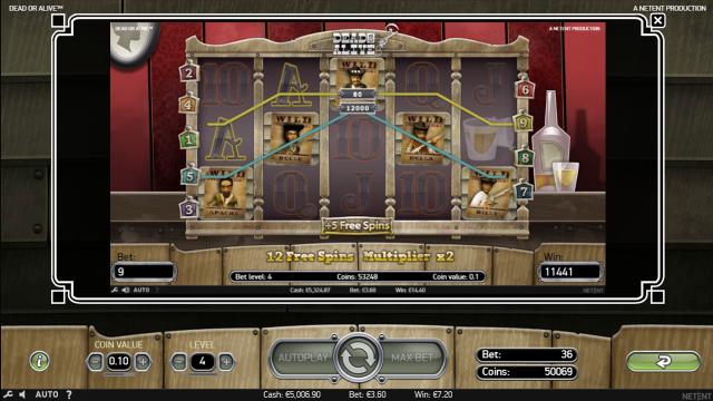 Игровой интерфейс Dead Or Alive 0