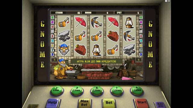 Бонусная игра Gnome 0