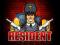 Логотип игры Resident