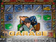 Логотип игры Garage