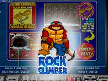 Логотип игры Rock Climber